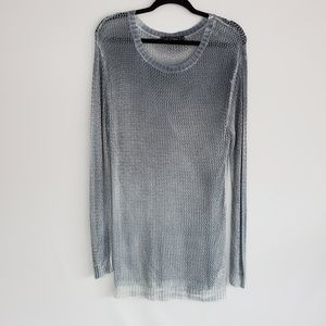 Wappa Knit  Ombre Top